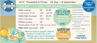 Buckfastleigh Pricing