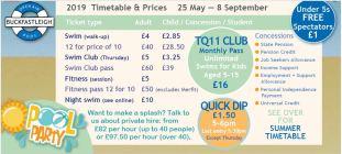 Buckfastleigh Pricing