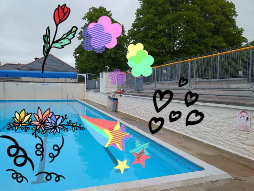 Pool by Huw